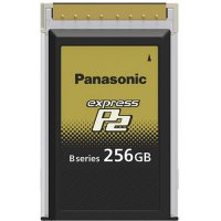 Panasonic B series Express P2 256GB card