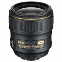 Nikon AF-S NIKKOR 35mm f/1.4G Prime Lens