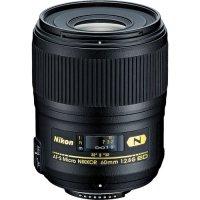 Nikon AF-S Micro-Nikkor 60mm f/2.8G ED Macro Prime Lens
