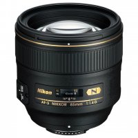 Nikon AF-S Nikkor 85mm f/1.4G Prime Lens