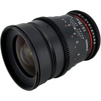 Rokinon 35mm T1.5 EF Mount Cinema Prime Lens